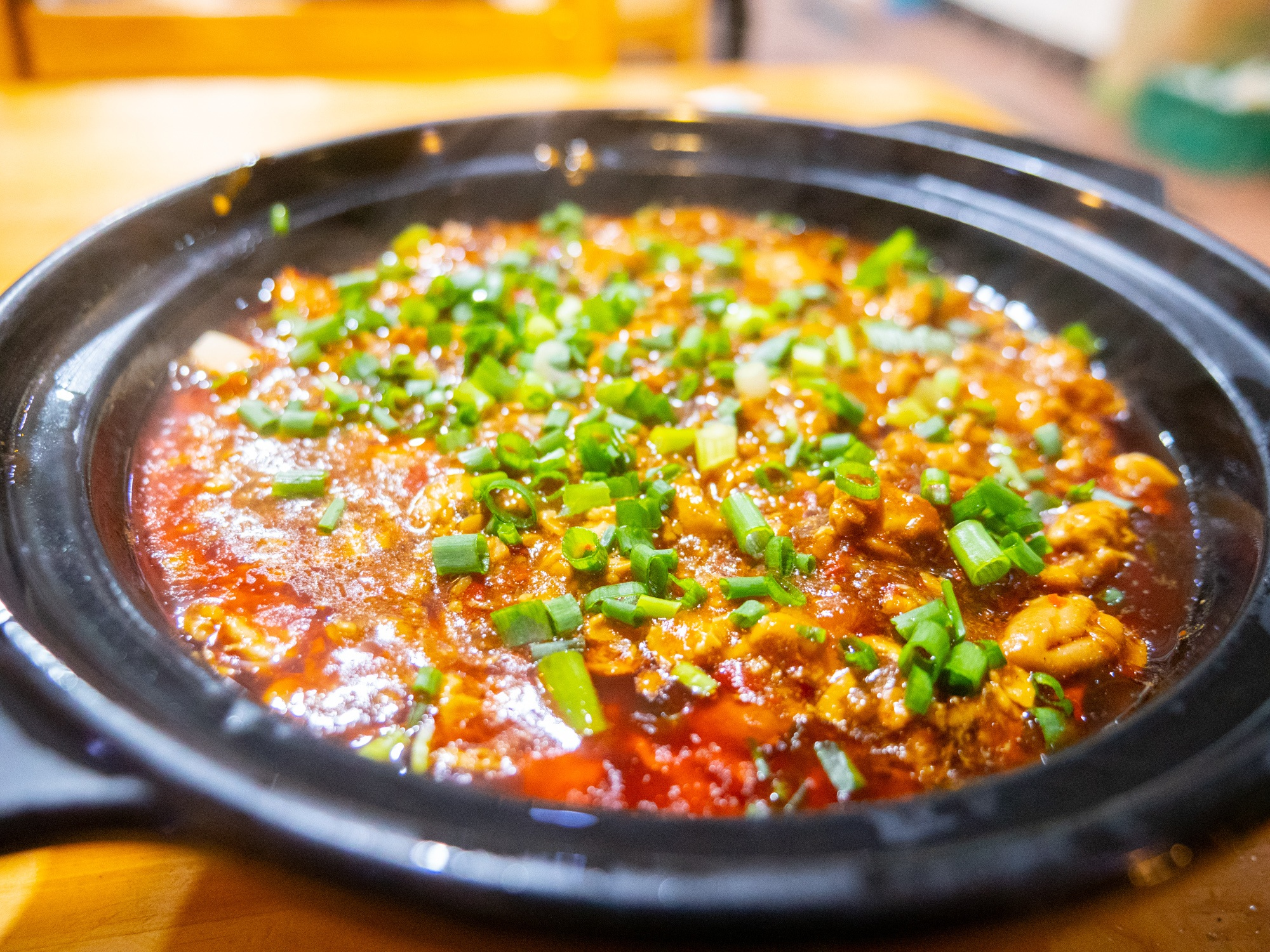 mingting doufu naohua pig brain and tofu