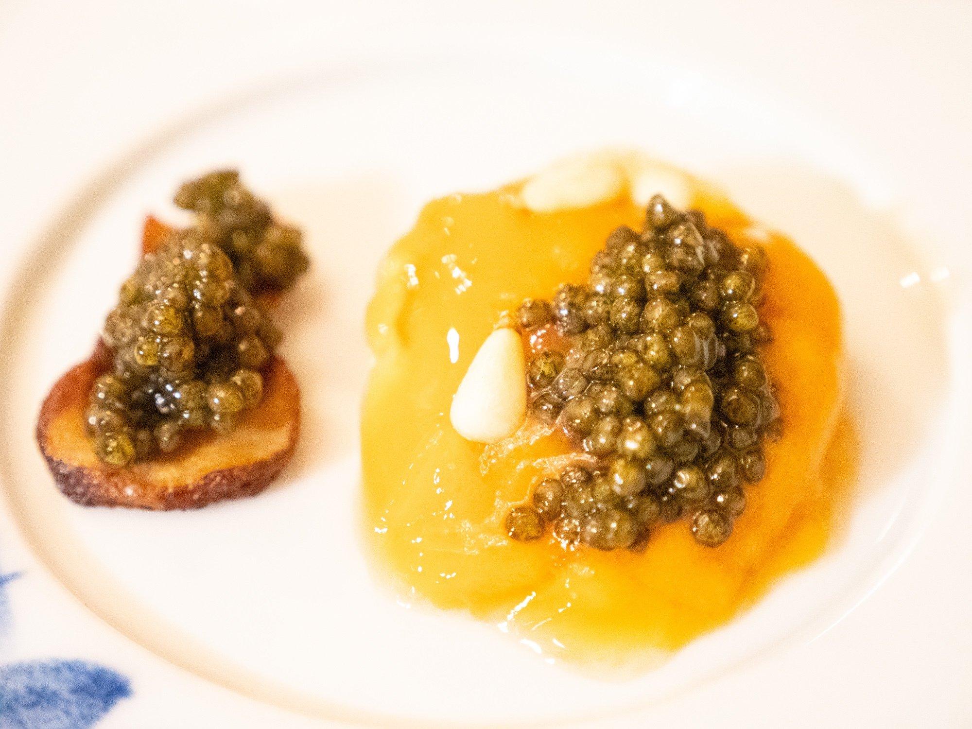 Sichuan Chinese caviar from dujiangyan