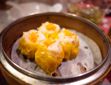 siu mai are found in bamboo steamers and are some of the best dim sum in hong kong!