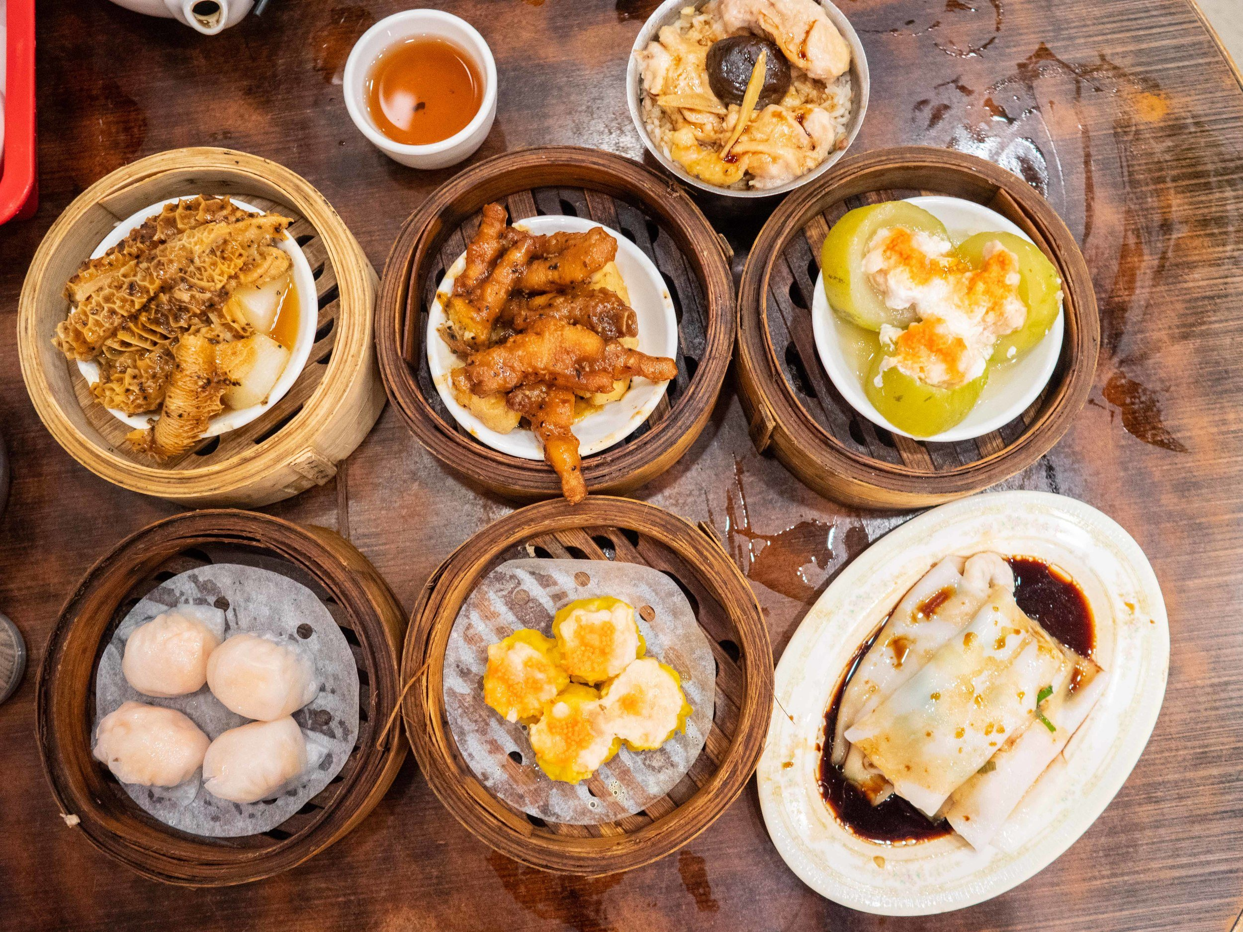 7 best dim sum dishes found at the late night dim sum restaurant in hong kong