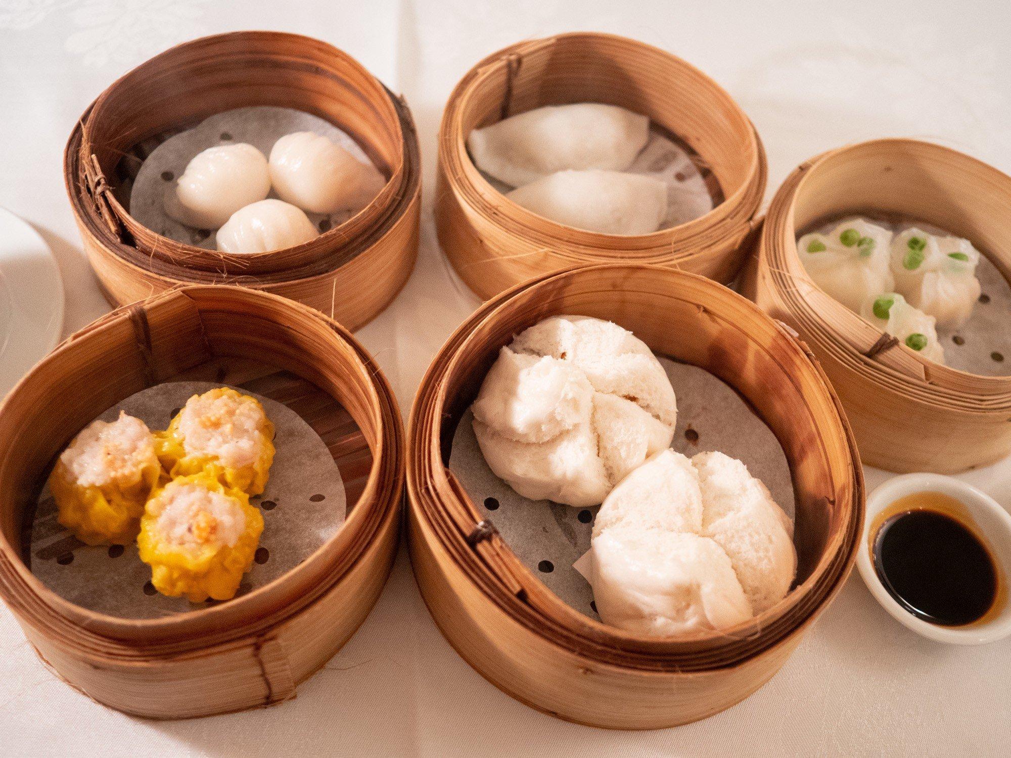 Luk yu teahouse dim sum on the michelin guide to hong kong