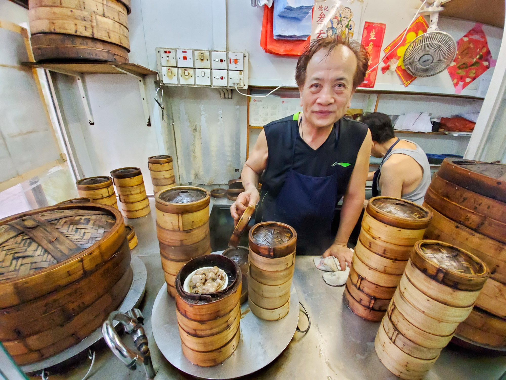 A true hole in the wall atmosphere, opened since 1978, saam hui yaat offers some of the cheapest and best dim sum in hong kong