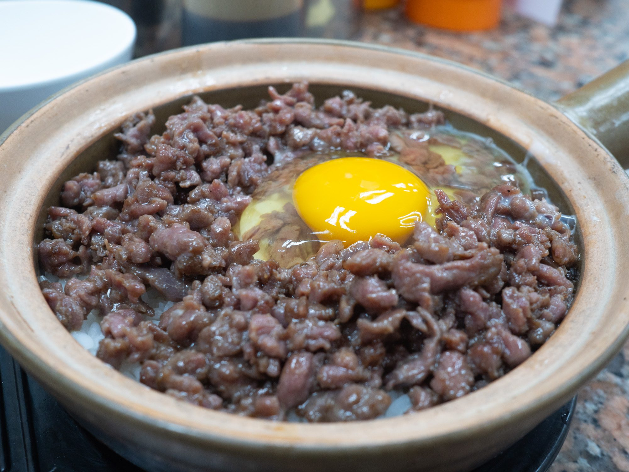 best claypot rice in hong kong at wing hop sing